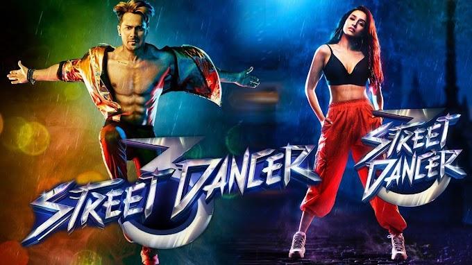Street Dancer 3D 2020 Full Movie Download in Hindi 720p 480p DVDRip