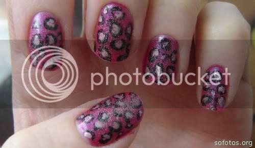 decoração unhas