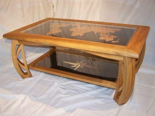 Table Basse Terminée Gooldri
