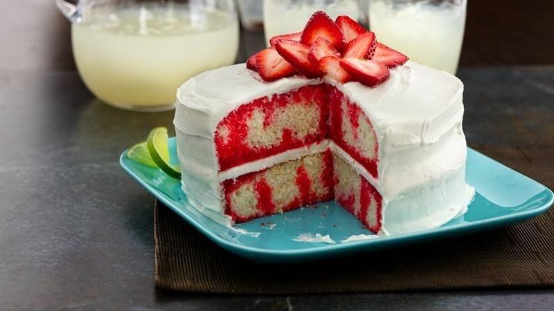 Adding Jello To Cake Mix