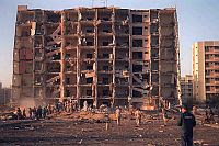 Saudi officials quickly mounted a systematic effort to deceive the United States about who was responsible for the Khobar Towers bombing. / Credit:U.S. Defence Dept