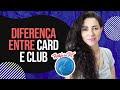 Rock in Rio: Diferença entre CARD e CLUB