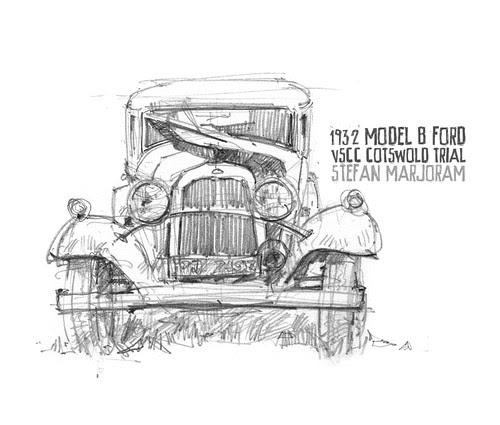 1932 ford by Stefan Marjoram