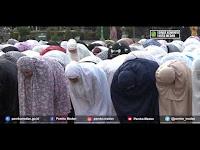 (Video)  Walikota Medan Laksanakan Shalat Idul Adha 1440 H