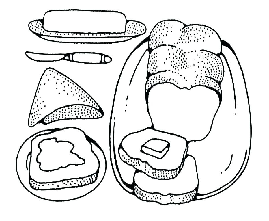 - Printable Food Coloring Pages - Coloring Pages Kids 2019