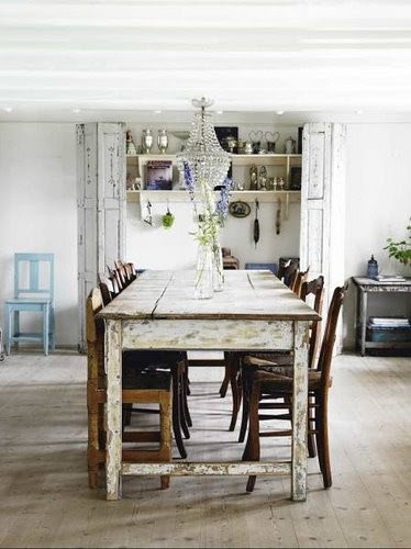 Skona hem eclectic dining room