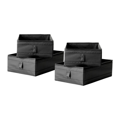IKEASkubbBoxBlack