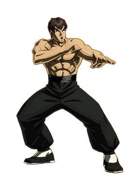 5 Karakter Game Fighting Yang Terinspirasi Dari Tokoh Nyata