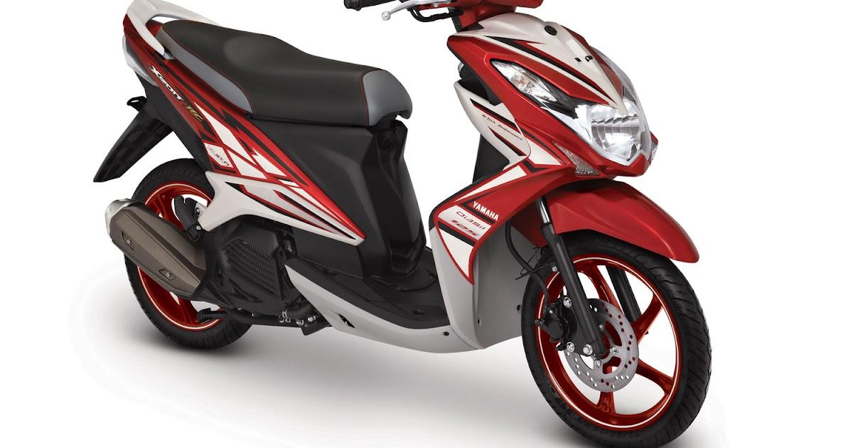 Gambar Sepeda Motor Metic  Terbaik Dan Terupdate Gentong