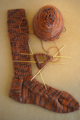 Genteleman's Fancy Sock