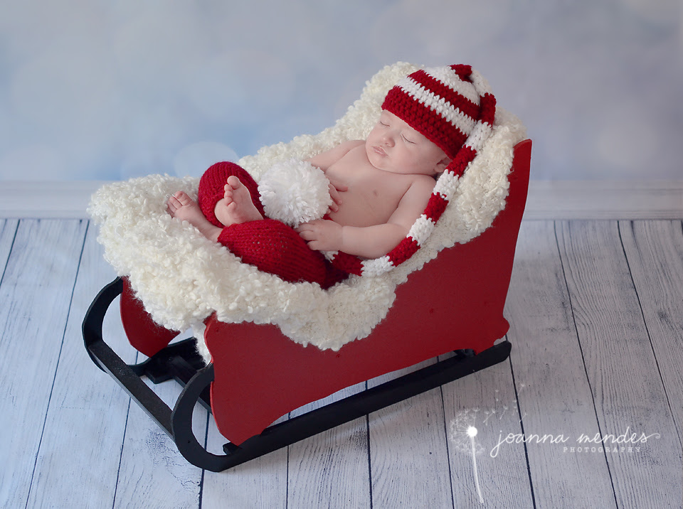 christmas newborn baby shoot launceston cornwall