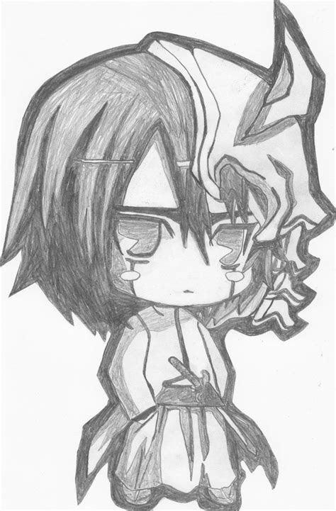 anime chibi drawings pencil codepng chibi
