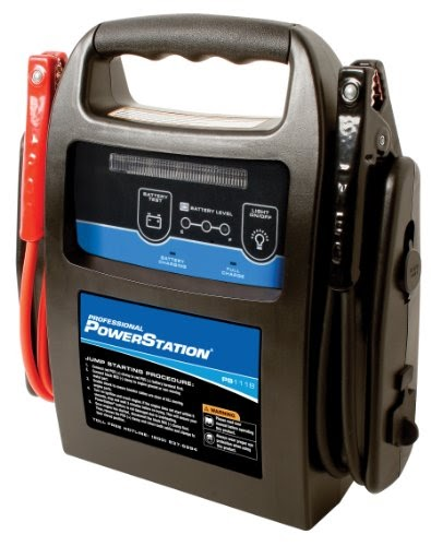 Powerstation Ps1118 Jump Starter Automotive Battery And Charger