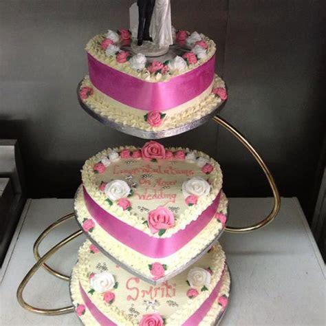 Fresh Cream Wedding Cake Archives   Paul's Bakery
