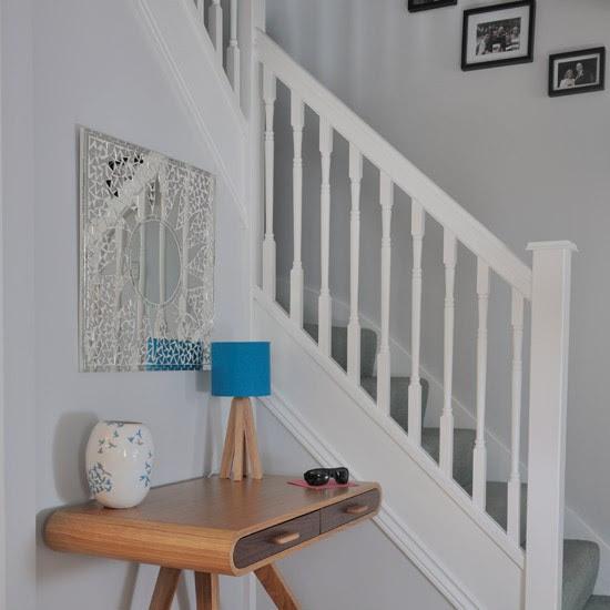 Fresh modern hallway | Hallway decorating ideas | housetohome.