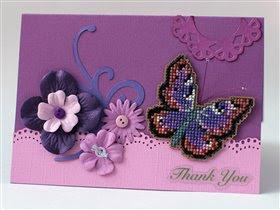 И снова бабочка