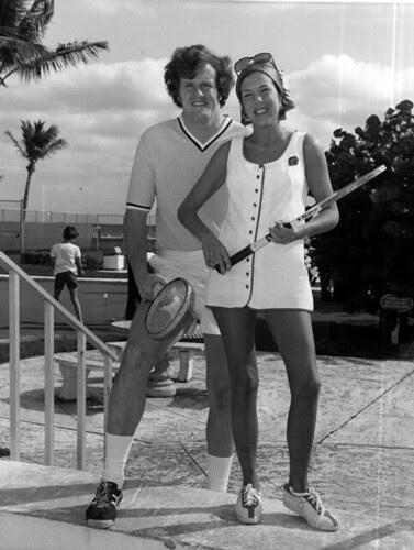 1972 Tennis Fashions