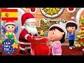 Dibujos animados y canciones para Navidad 🎄 ¡Canta una canción!