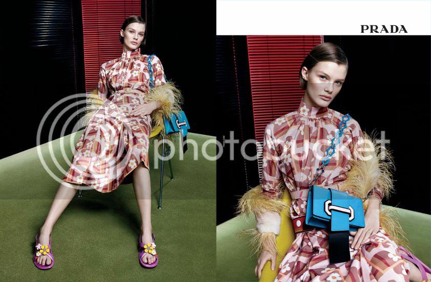 Prada spring summer 2117 campaign