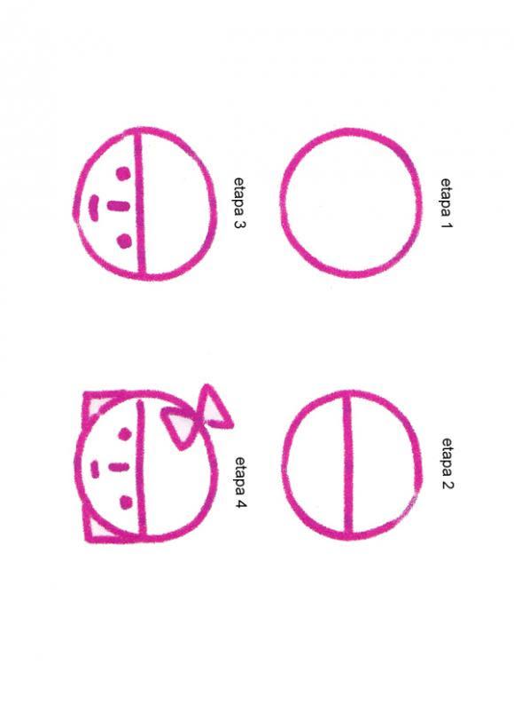 Aprender A Dibujar Cara De Niña Eshellokidscom