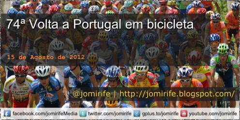 Blog Post: 74 Volta a Portugal em Bicicleta 2012