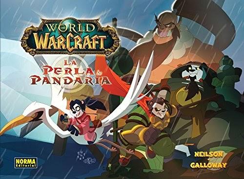 World Of Warcraft. La Perla De Pandaria (CÓMIC USA