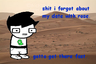Homestuck Johnrose Things I Cant Explain I Think Sry I Am So
