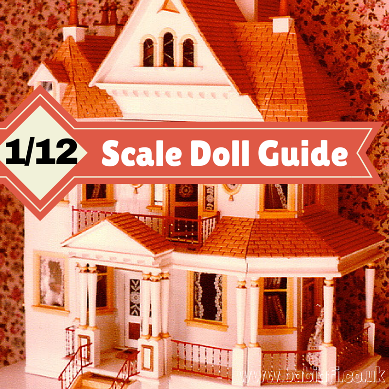 Twelfth Scale Dolls and Figures