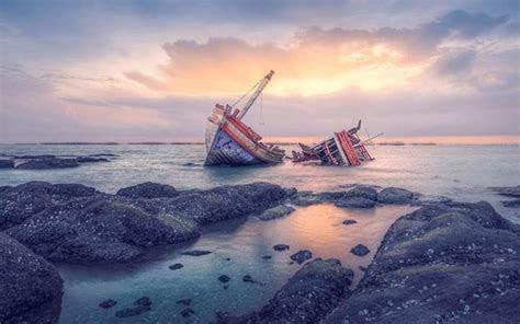 kata mutiara kehidupan perihal laut  perjalanan