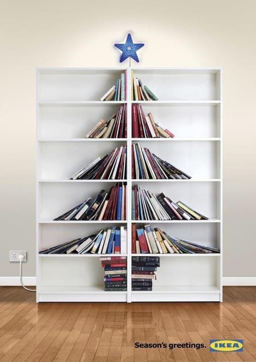 Books + Christmas = <3