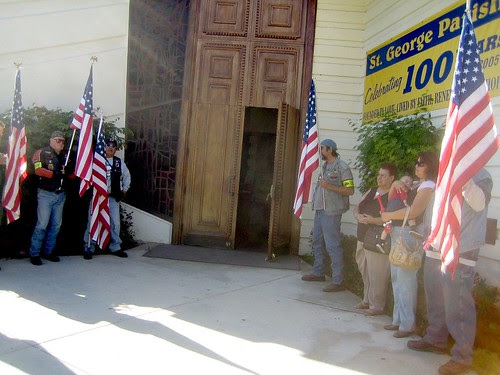 Patriot Guard Mission, Oct 27, 2006