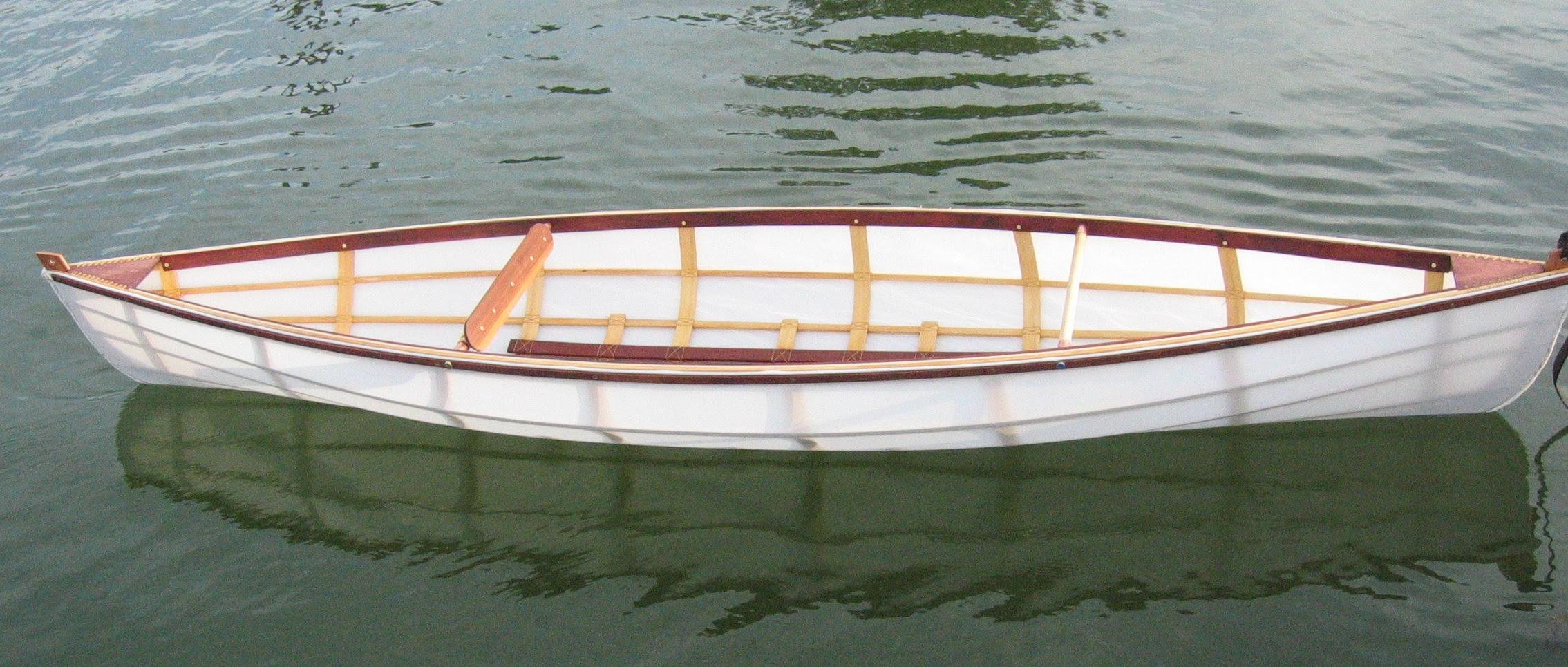 canoe kits, kayak kits, skin on frame boat kits   Dreamcatcher Boats