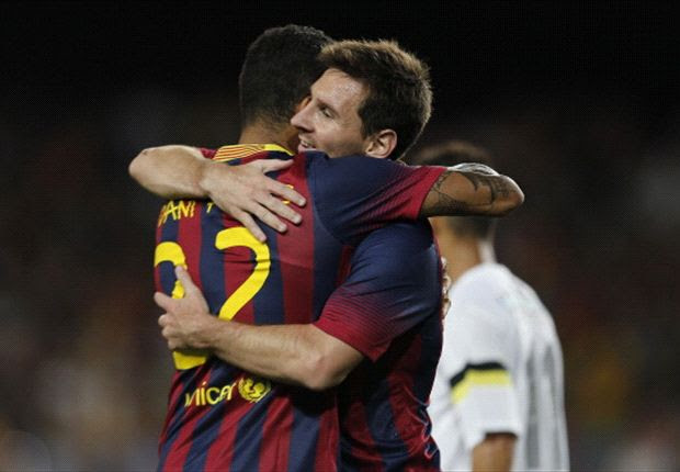 Farewell Dani Alves - Messi's chief assistant and the best full-back in Barcelona's history
