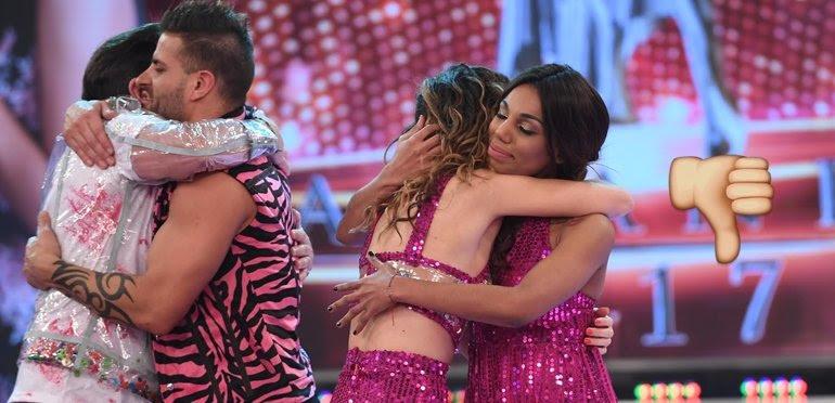 Mimi fue eliminada del Bailando