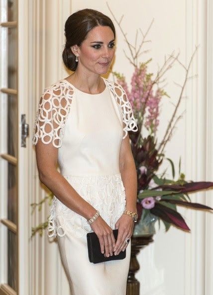 Kate Middleton - Prince William and Kate Middleton in Canberra — Part 6
