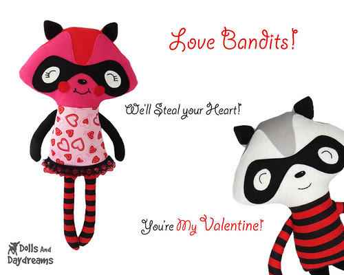 Love Bandits - they'll steal your hearts!