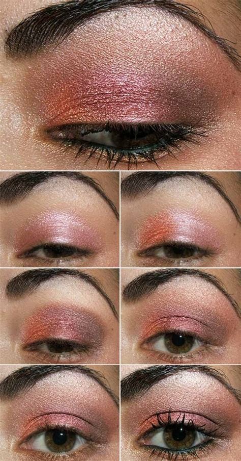 30 Wedding Makeup for Brown Eyes   The Goddess