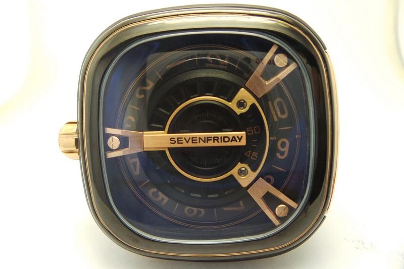 Replica SevenFriday M1-1 Watch