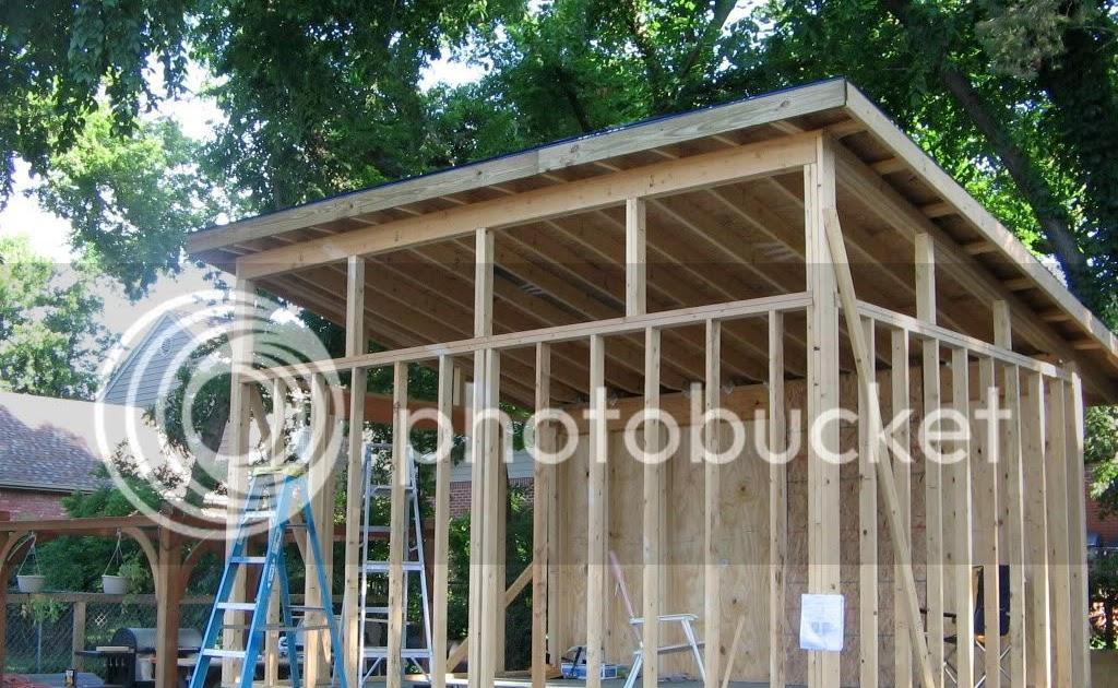 Best Place Chapter 12x16 Slant Roof Shed Plans