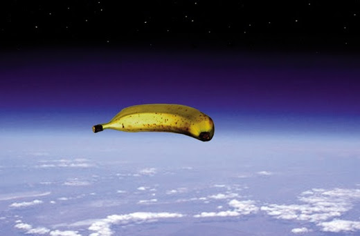geostationary banana over texas