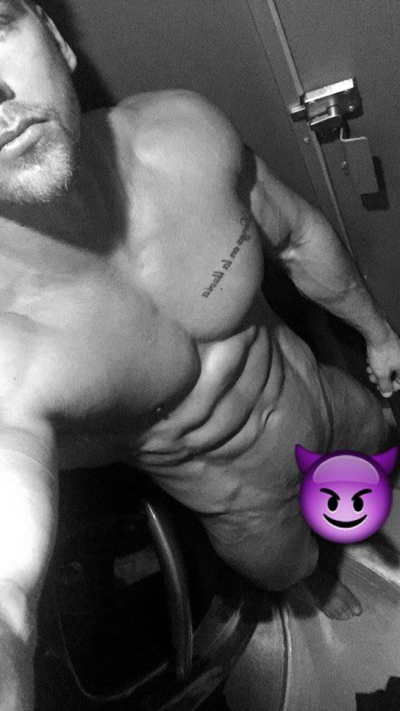 Joss Mooney naked