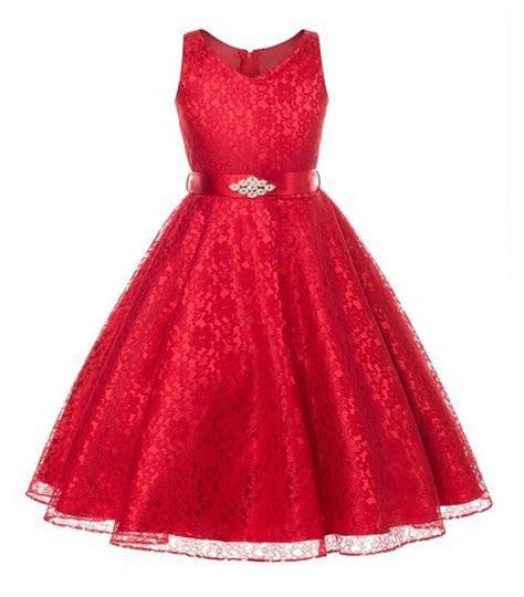 Christmas Wedding Girl Dress Evening Dress Party Dress