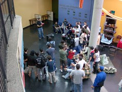 Ticobot 2008 - Trivia