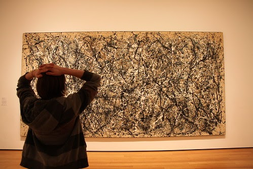 formal elements of jackson pollock s autumn rhythm Autumn rhythm ( number 30 ) jackson pollock ( american, cody, wyoming 1912–1956 east hampton, new york ) visiting the metropolitan museum of art we saw all types of art from egyptian temples to abstract expressionist paintings.