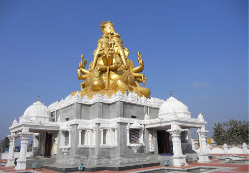 Puncha-Mukhi-Ganesha-Temple