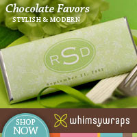 Candy Wrappers from WhimsyWraps.com