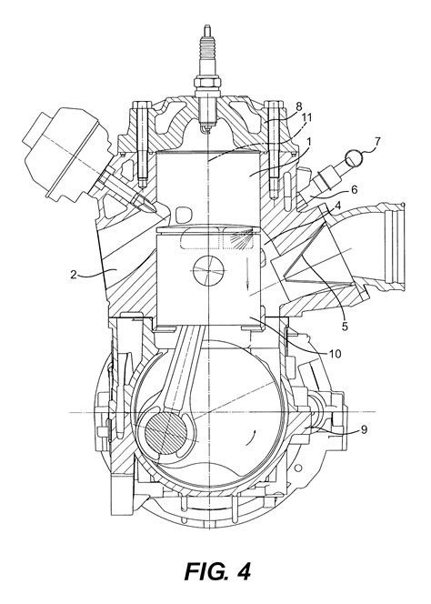 Patent US6691649 - Fuel injection system for a two-stroke