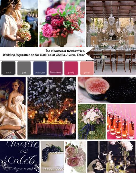 Summer Wedding Inspiration // Berry Pink // by The Nouveau