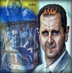 CHEMICAL ASSAD (Syrial Killer)
