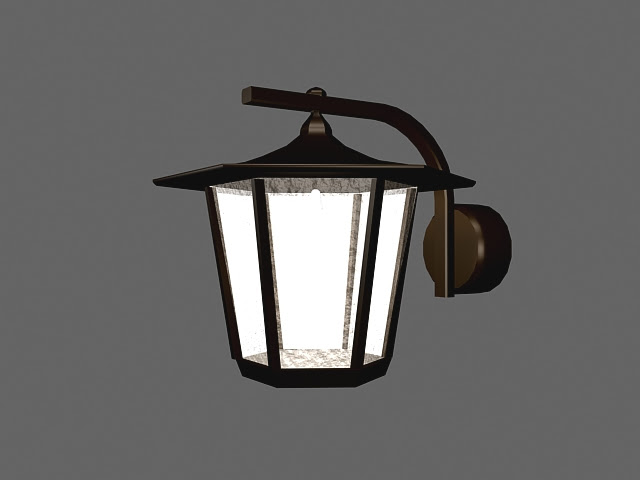 Ancient lantern 3d model 3dsMax files free download  modeling 15919 on CadNav
